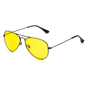 Водительские очки SPG «Непогода | Ночь» premium, AD063 черные    276604