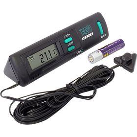 Термометр цифровой, датчик наруж. темп., ЖК-экран Ош