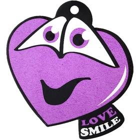 "Ароматизатор воздуха ""Love Smile"", подвесной, парфюм"