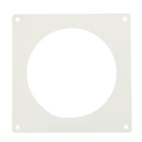 Накладка круглая VENTS, настенная, d=125 мм Ош