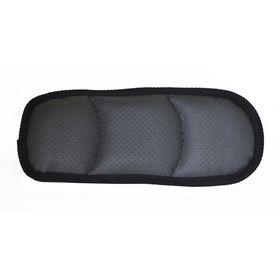 Подушка на подлокотник (размер 11 х 28см) серая Ош