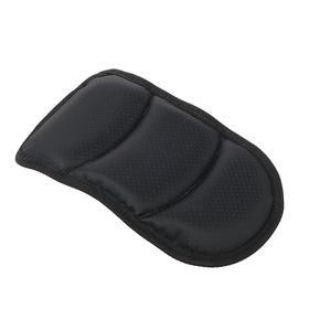 Подушка на подлокотник, 16 х 28 см, черная Ош