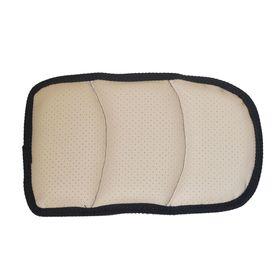 Подушка на подлокотник (размер 16 х 28 см) бежевая Ош