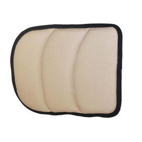 Подушка на подлокотник (размер 23 х 28см) бежевая Ош