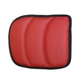 Подушка на подлокотник (размер 23 х 28см) красная Ош