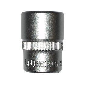 "Головка торцевая BERGER BG-12S09, 1/2"", 6-гранная SuperLock, 9 мм"