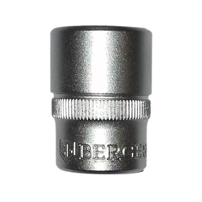 "Головка торцевая BERGER BG-12S09, 1/2"", 6-гранная SuperLock, 9 мм - Фото 1"