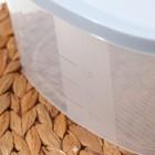 Контейнер пищевой BioFresh, 2,65 л, квадратный, цвет МИКС - Фото 4