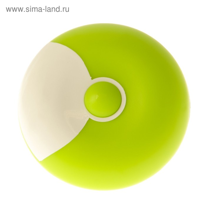 """Ночник """"Круг"""" LED (220V, датчик освещения) 2,5x8,5x8,5 см"""