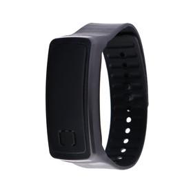 Часы наручные детские 'Блик', электронные, с силиконовым ремешком, циферблат 5х2 см, микс Ош