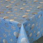 Клеёнка столовая Sale & Pepe «Снежный», 140 см, рулон 20 пог. м