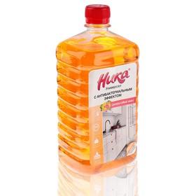 Средство жидкое для мытья поверхностей 'Ника- Универсал' антибактериальное, 1 кг Ош