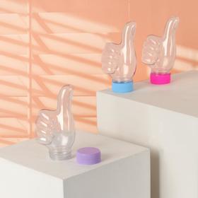 Бутылочка для хранения «Ok», 50 мл, цвет МИКС Ош