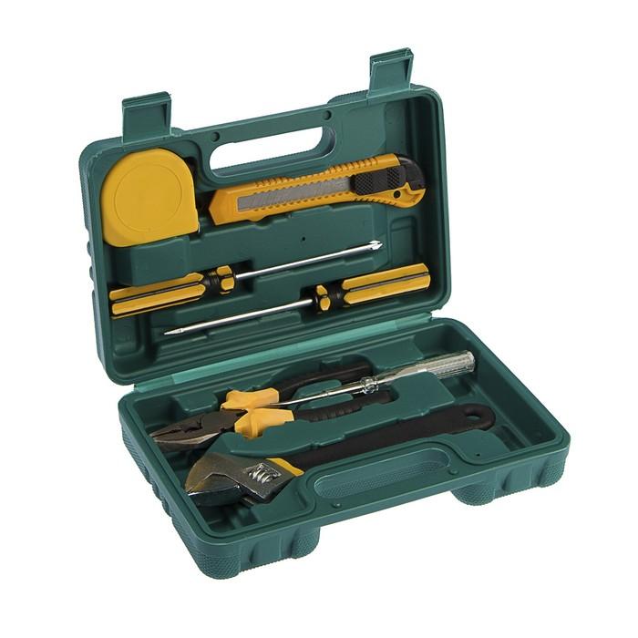 Набор инструментов в кейсе LOM, универсальный, 7 предметов
