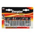 Батарейка алкалиновая Energizer Max +PowerSeal, AA, LR6-16BL, 1.5В, блистер, 16 шт. - Фото 4