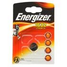 Батарейка литиевая Energizer, CR1632-1BL, 3В, блистер, 1 шт.