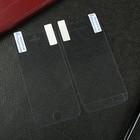 Защитная плёнка для iPhone 5/5s/SE прозрачная (для экрана и задней крышки)