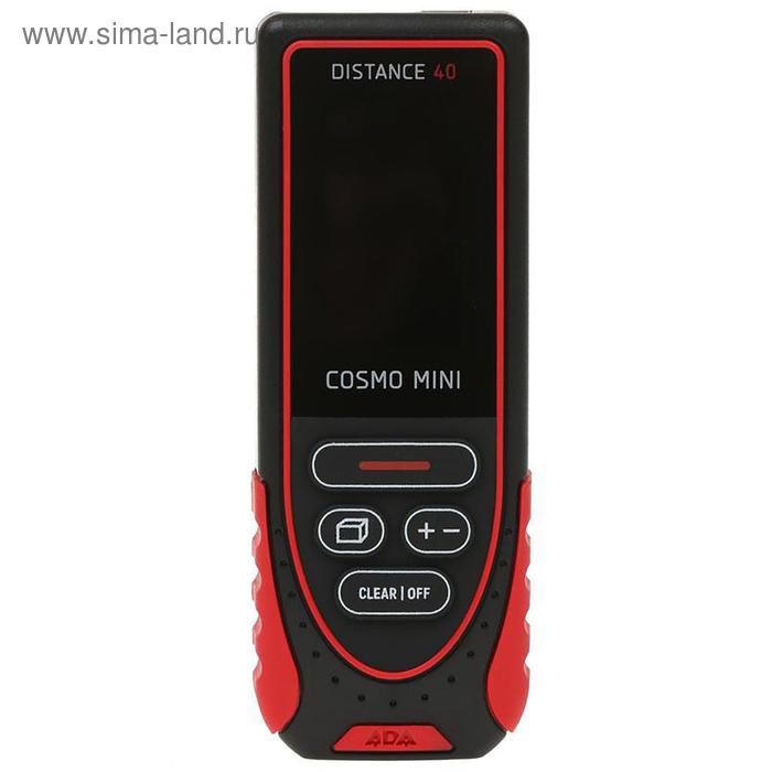 Дальномер лазерный ADA Cosmo MINI 40, дальность 0.05-40 метров