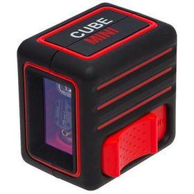 Нивелир лазерный ADA Cube MINI Basic Edition, 2 луча, дальность 20 метров Ош