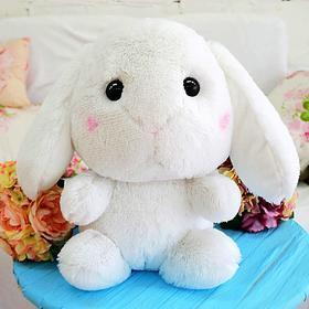 Мягкая игрушка «Зайчик Банни», 45 см, цвет белый, МИКС
