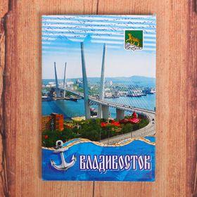 Магнит закатной 'Владивосток' Ош