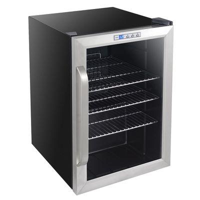 Холодильный шкаф Gemlux GL-BC62WD, 85 Вт, 62 л, 1-6°, 3 полки, ЖК-дисплей