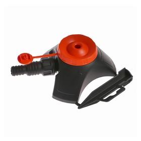 Распылитель-дождеватель, штуцер под шланг 1/2'-3/4', пластик, «Жук» Ош