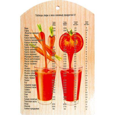 Доска разделочная «Овощной коктейль»