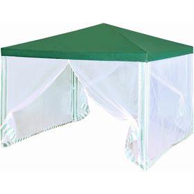 Тент-шатер садовый из полиэтилена №1028 Ош