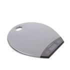 Весы кухонные FIRST FA-6403-1 Grey, электронные, до 5 кг, серебристые