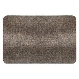 Коврик придверный Sochi, 36х57 см, коричневый Ош