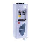Кулер для воды AquaWork AW 0.7LD, с охлаждением, 700 Вт, белый/черный