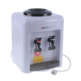 Кулер для воды AquaWork AW 0.7TD, нагрев и охлаждение, 700/70 Вт, белый/черный Ош