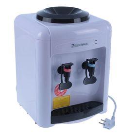 Кулер для воды AquaWork AW 0.7TK, только нагрев, 700 Вт, бело/черный Ош