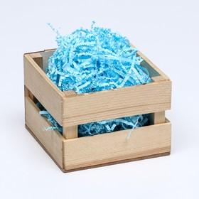 Наполнитель бумажный голубой, 50 г Ош
