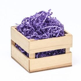 Наполнитель бумажный фиолетовый, 50 г Ош