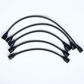 Провода высоковольтные на ГАЗ 31029, 3110, 2410, 3302, 2705, 2217, 2709, дв. ЗМЗ-402, 5 шт.   280547 Ош