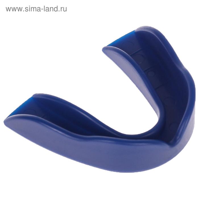 Капа боксёрская TORRES PRL1023BU, термопластичная, евростандарт CE approved, синий