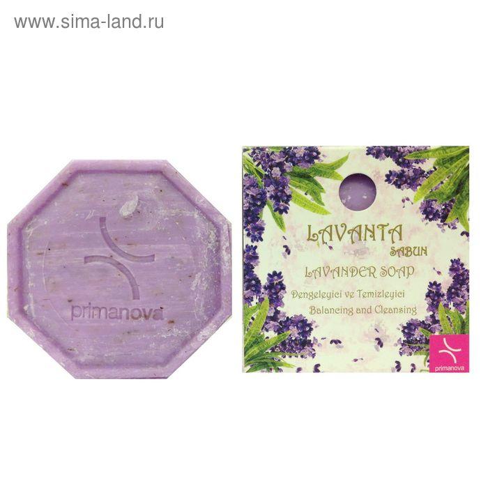 Натуральное мыло с экстрактом лаванды