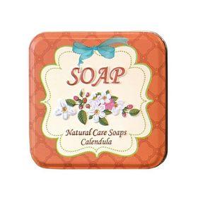 Натуральное мыло с календулой
