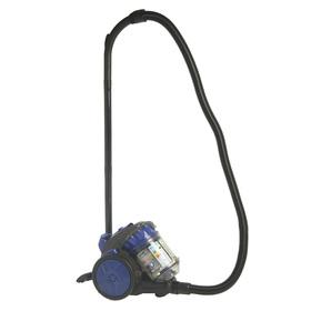 Пылесос Endever SkyClean VC-560, 2100/400 Вт, 4 л, серо-синий