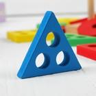 Сортер «Логический квадрат», толщина элементов — 1 см - Фото 4