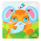 """Сортер """"Забавные животные"""" в наборе: планшет + 40 деталей - Фото 7"""
