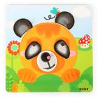 """Сортер """"Забавные животные"""" в наборе: планшет + 40 деталей - Фото 10"""