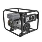 Генератор CARVER PPG-3900А BUILDER, бензиновый, 2.8/3 кВт, 220 В, 3.6 л, ручной старт