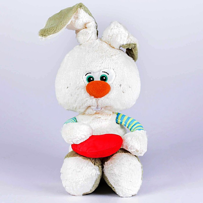 Мягкая игрушка Зайчонок Лунни, 50 см