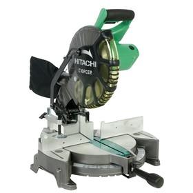 Пила торцевая Hitachi С10 FCE2, 1520 Вт, 5000 об/мин, диск 255х30 мм