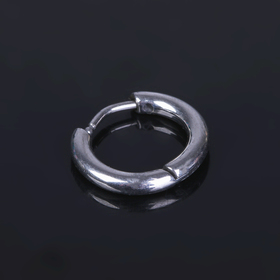 Пирсинг (кликер) 'Колечко' маленькое, цвет серебро Ош