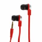 Наушники с микрофоном COWON EM1 MIC, красные
