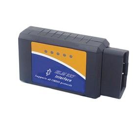 Адаптер для диагностики авто OBD II, Bluetooth, AD-1, версия 2.1 Ош